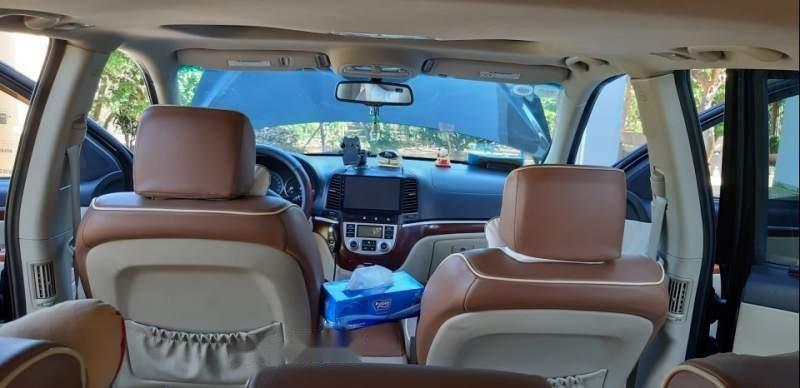 Bán xe Hyundai Santa Fe 2008, xe nhập chính chủ, giá tốt-2