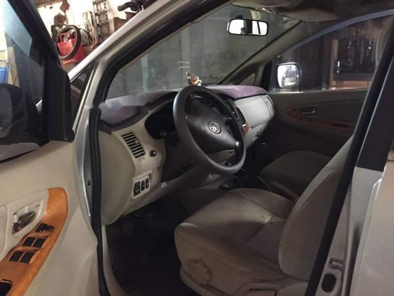 Cần bán lại xe Toyota Innova sản xuất năm 2008 giá tốt-3