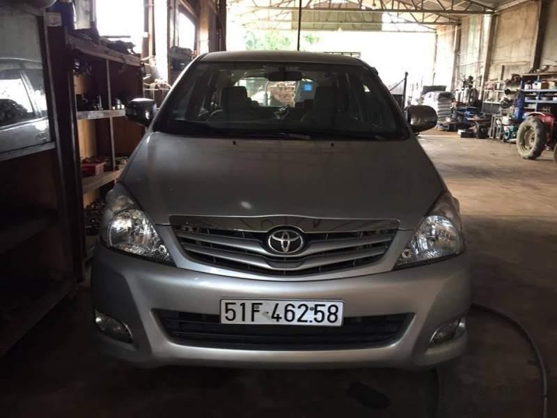 Cần bán lại xe Toyota Innova sản xuất năm 2008 giá tốt-0