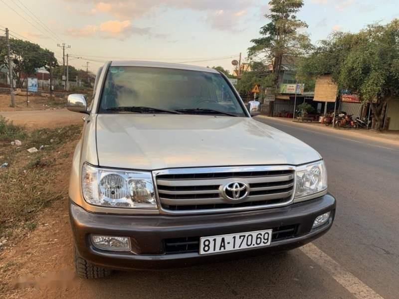 Cần bán gấp Toyota Land Cruiser 2005, giá 580tr-0