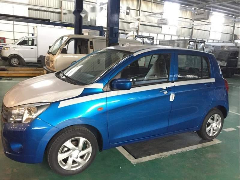 Bán Suzuki Celerio năm 2019, màu xanh lam, nhập khẩu -0
