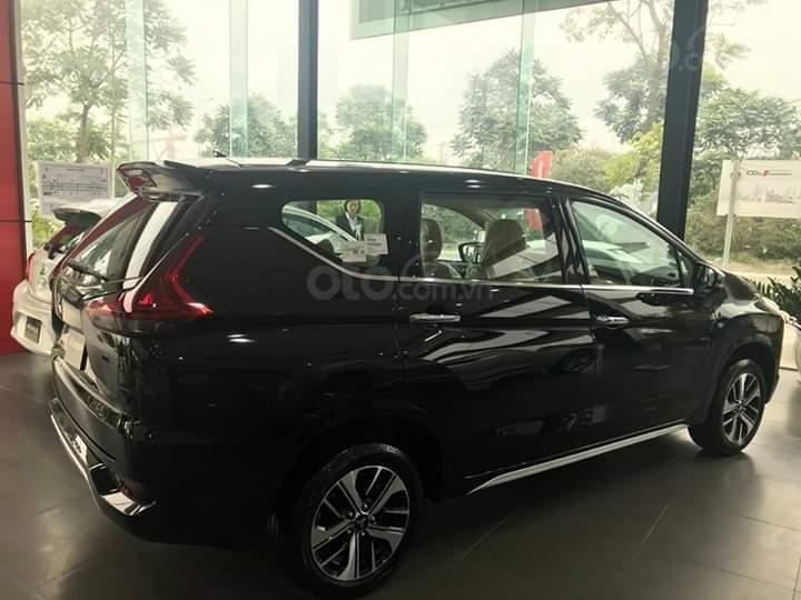 Bán xe Mitsubishi Xpander AT đời 2019, màu đen, xe nhập giá chuẩn-2