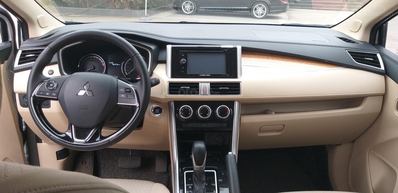 Bán xe Mitsubishi Xpander AT đời 2019, màu đen, xe nhập giá chuẩn-1