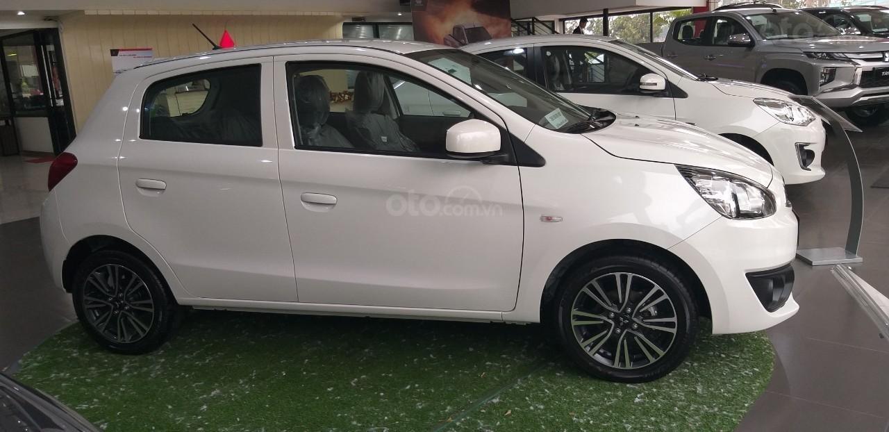 Bán xe Mitsubishi Mirage sản xuất năm 2019, màu trắng, xe nhập Thái Lan-4