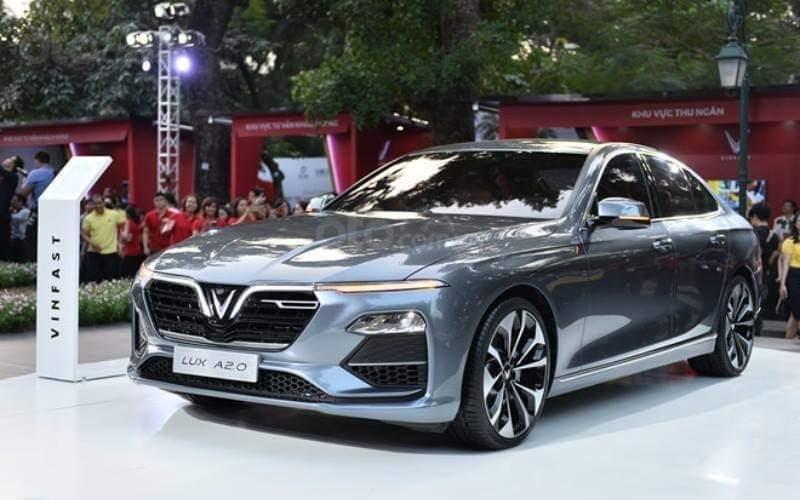 VinFast Lux A 2.0 - siêu ưu đãi - giao xe sớm thị trường - Tiện nghi sang trọng- hỗ trợ trả góp, LH: 0961.848.222-1