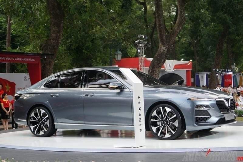 VinFast Lux A 2.0 - siêu ưu đãi - giao xe sớm thị trường - Tiện nghi sang trọng- hỗ trợ trả góp, LH: 0961.848.222-2