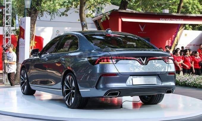 VinFast Lux A 2.0 - siêu ưu đãi - giao xe sớm thị trường - Tiện nghi sang trọng- hỗ trợ trả góp, LH: 0961.848.222-4