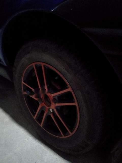 Bán ô tô Fiat Siena đời 2001, màu xanh lam, xe nhập, 70tr-1