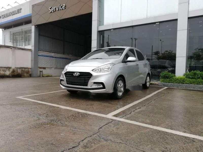 Cần bán Hyundai Grand i10 năm 2019, màu bạc, giá tốt-2