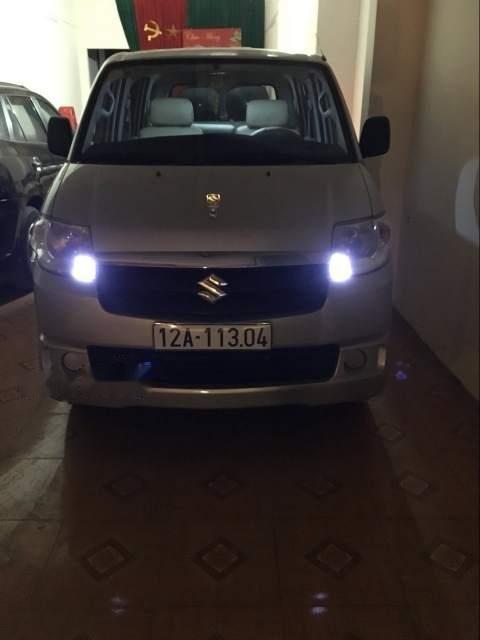 Bán xe Suzuki APV đời 2011 chính chủ (1)