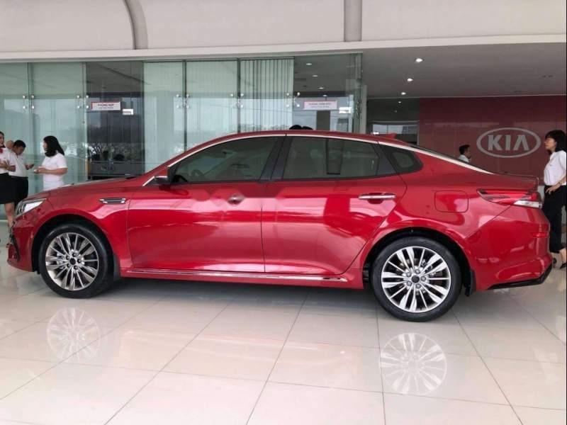 Bán xe Kia Optima đời 2019, màu đỏ, giá 789tr-2