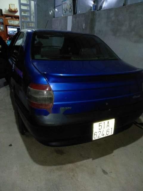 Bán ô tô Fiat Siena đời 2001, màu xanh lam, xe nhập, 70tr-0