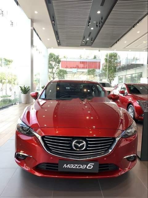 Bán Mazda 6 2019, màu đỏ, giá tốt-1