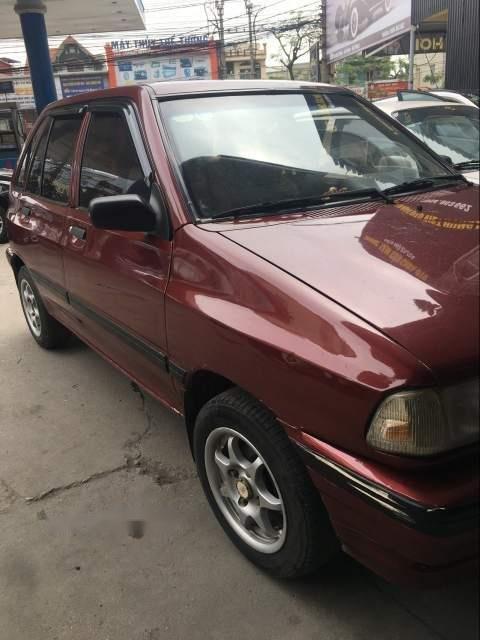 Bán Kia CD5 năm sản xuất 2004, màu đỏ, nhập khẩu-0