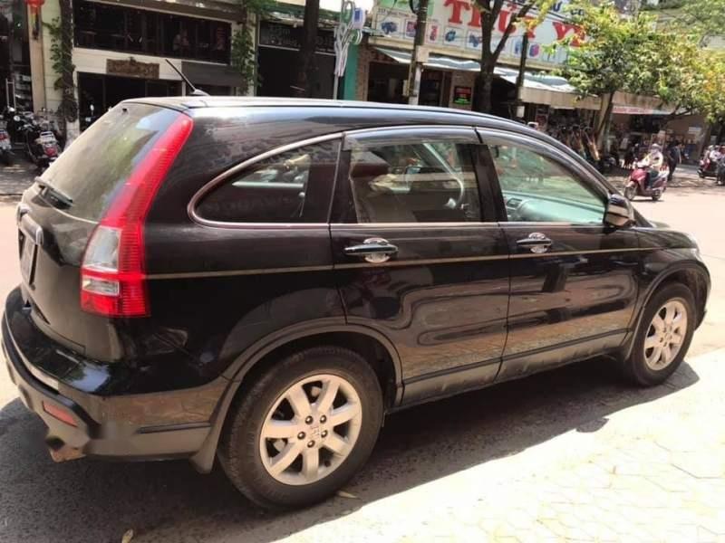 Bán Honda CR V 2010, màu đen như mới-1