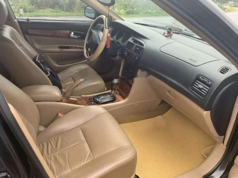Bán xe Daewoo Magnus đời 2004, màu đen số tự động, giá chỉ 137 triệu-4