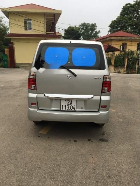 Bán xe Suzuki APV đời 2011 chính chủ (4)