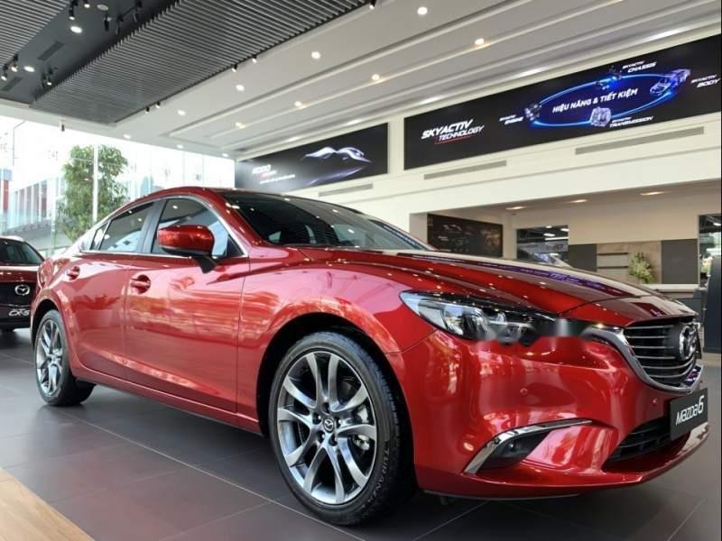 Bán Mazda 6 2019, màu đỏ, giá tốt-0
