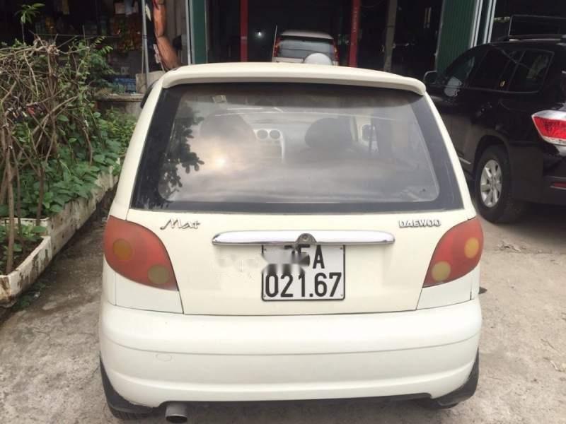 Bán Daewoo Matiz sản xuất năm 2007, màu trắng-4