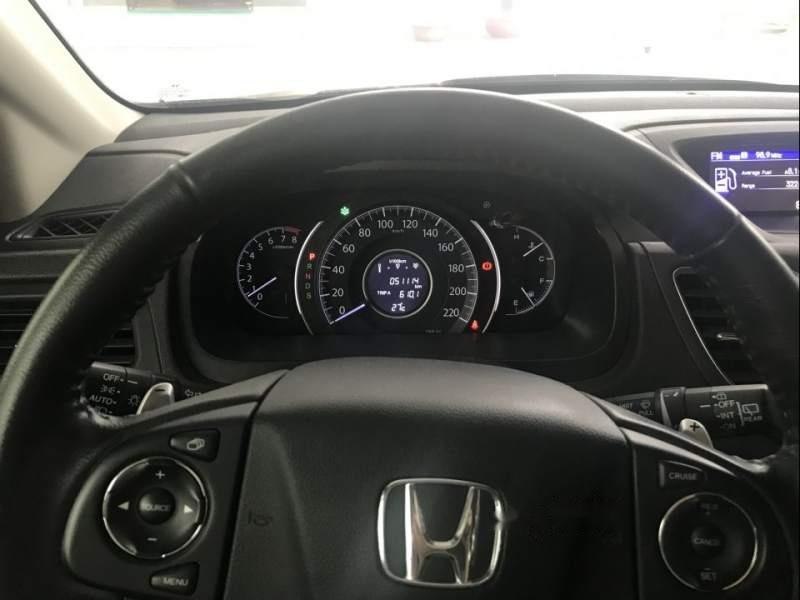 Bán Honda CR V đời 2016, màu đen chính chủ, giá tốt-1