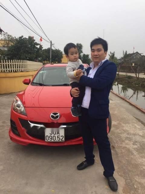 Bán Mazda 3 đời 2010, màu đỏ, nhập khẩu chính chủ, giá chỉ 430 triệu (6)