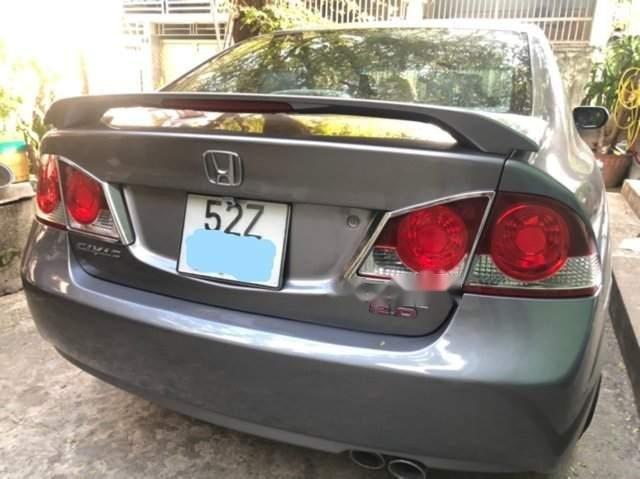 Bán ô tô Honda Civic đời 2006, màu xám chính chủ (2)
