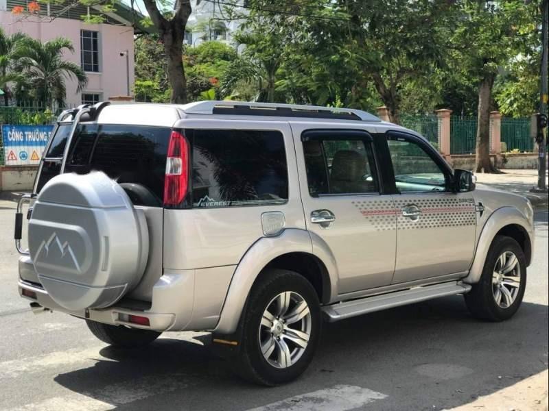 Bán Ford Everest sản xuất năm 2012 như mới-1