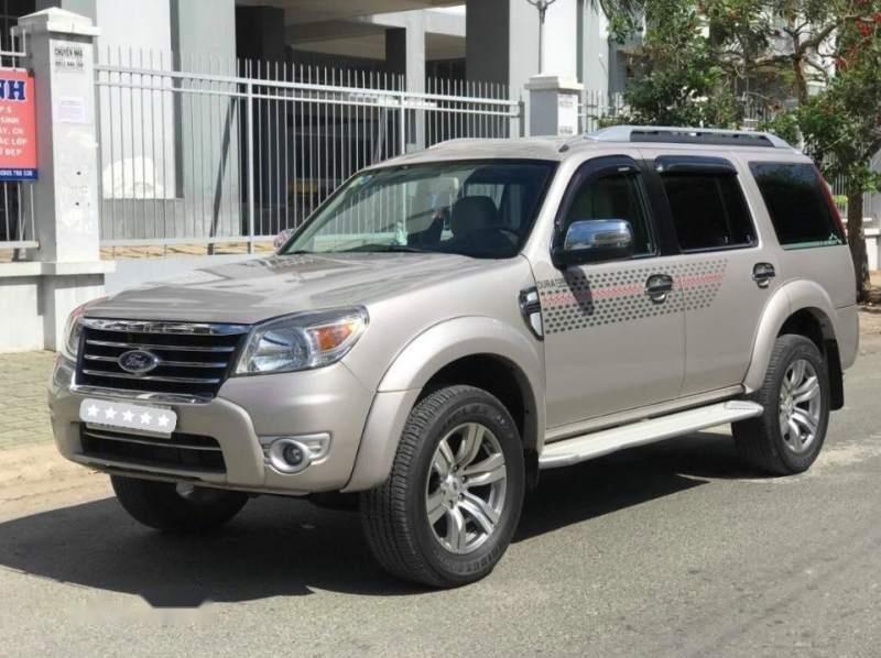 Bán Ford Everest sản xuất năm 2012 như mới-0