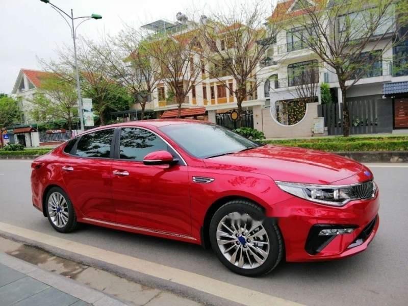 Bán xe Kia Optima đời 2019, màu đỏ, giá 789tr-0