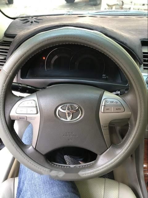 Bán Toyota Camry năm 2007, màu đen xe gia đình, 500 triệu-2