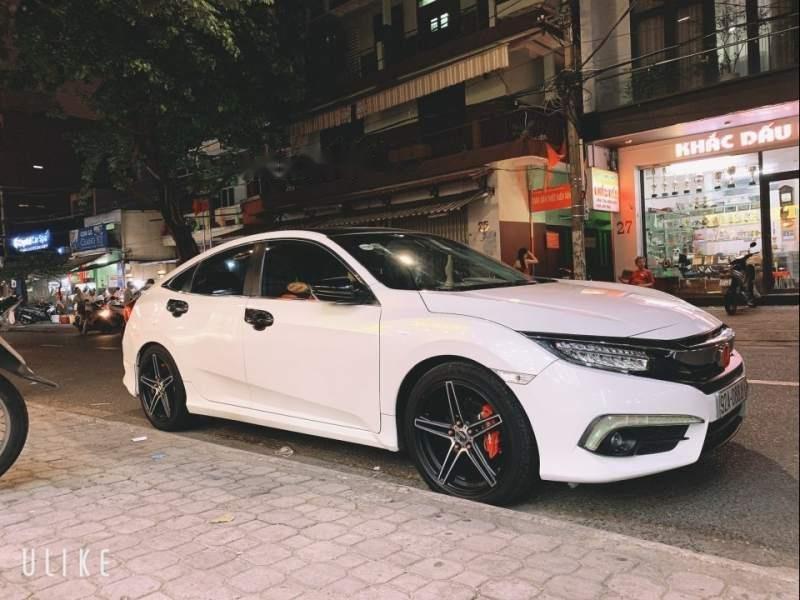 Bán ô tô Honda Civic đời 2017, màu trắng, nhập khẩu nguyên chiếc, 865tr-1