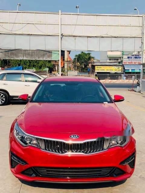 Bán xe Kia Optima đời 2019, màu đỏ, giá 789tr-1