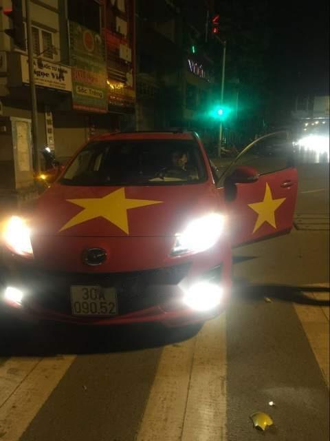 Bán Mazda 3 đời 2010, màu đỏ, nhập khẩu chính chủ, giá chỉ 430 triệu (5)