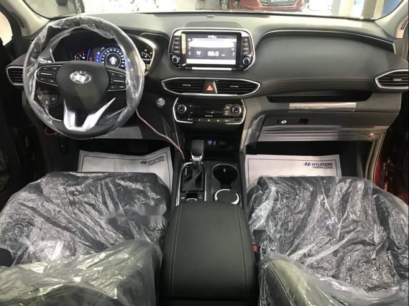 Bán Hyundai Santa Fe 2019, màu đen-1