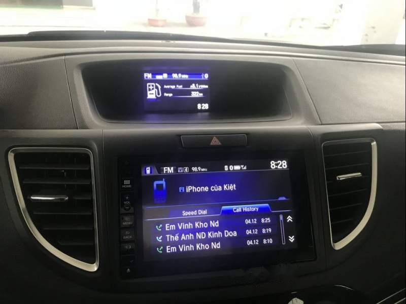 Bán Honda CR V đời 2016, màu đen chính chủ, giá tốt-2