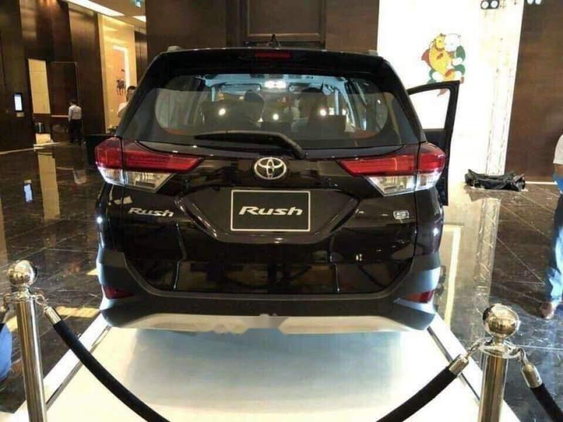 Bán ô tô Toyota Rush sản xuất 2019, màu đen, nhập khẩu-2