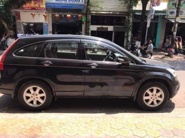 Bán Honda CR V 2010, màu đen như mới-0