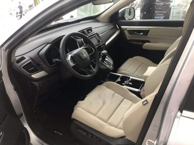 Bán ô tô Honda CR V 2019, màu bạc, nhập từ Thái-5