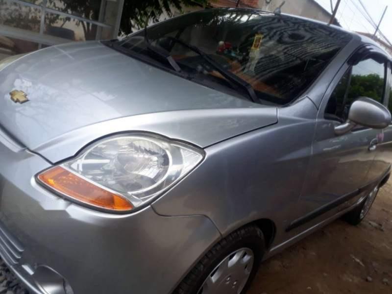 Bán xe Chevrolet Spark năm 2009, màu bạc, nhập khẩu nguyên chiếc, giá chỉ 142 triệu-5