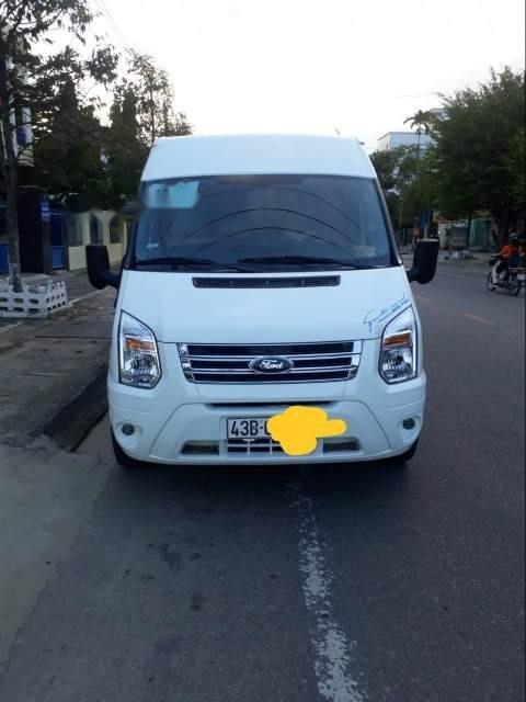 Cần bán Ford Transit sản xuất năm 2009, màu trắng-0