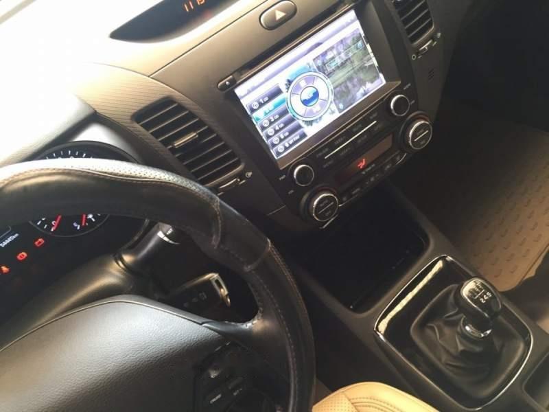 Bán ô tô Kia Cerato đời 2016, màu trắng-3