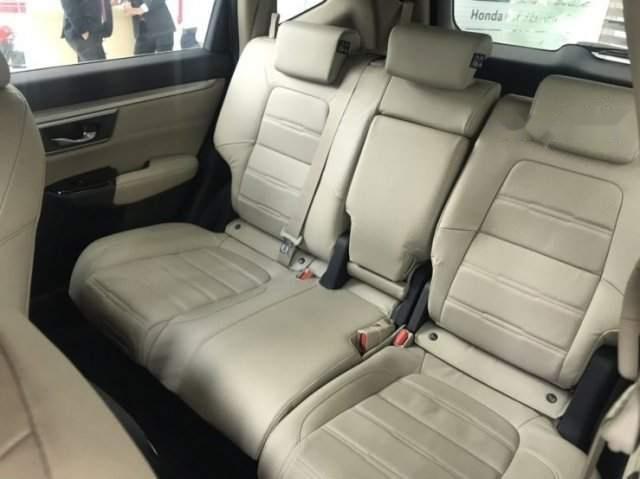 Bán ô tô Honda CR V 2019, màu bạc, nhập từ Thái-4
