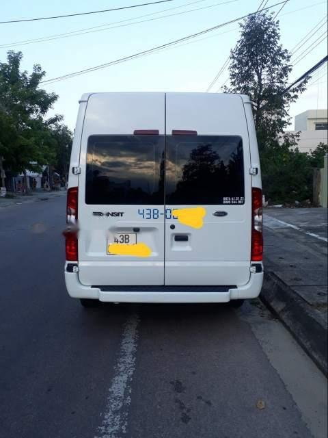 Cần bán Ford Transit sản xuất năm 2009, màu trắng-2