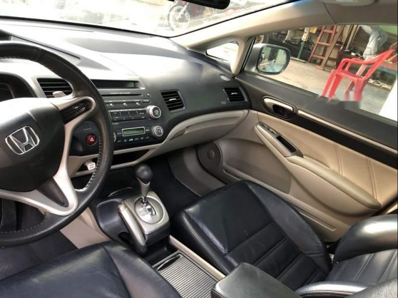 Bán ô tô Honda Civic đời 2006, màu xám chính chủ (5)