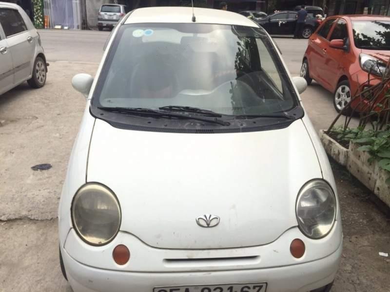 Bán Daewoo Matiz sản xuất năm 2007, màu trắng-0