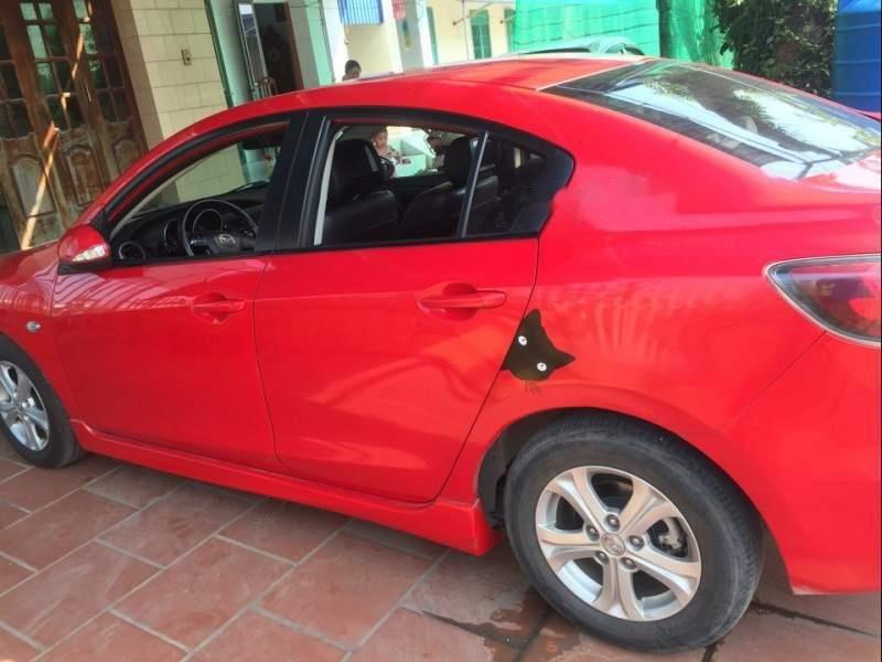 Bán Mazda 3 đời 2010, màu đỏ, nhập khẩu chính chủ, giá chỉ 430 triệu-2