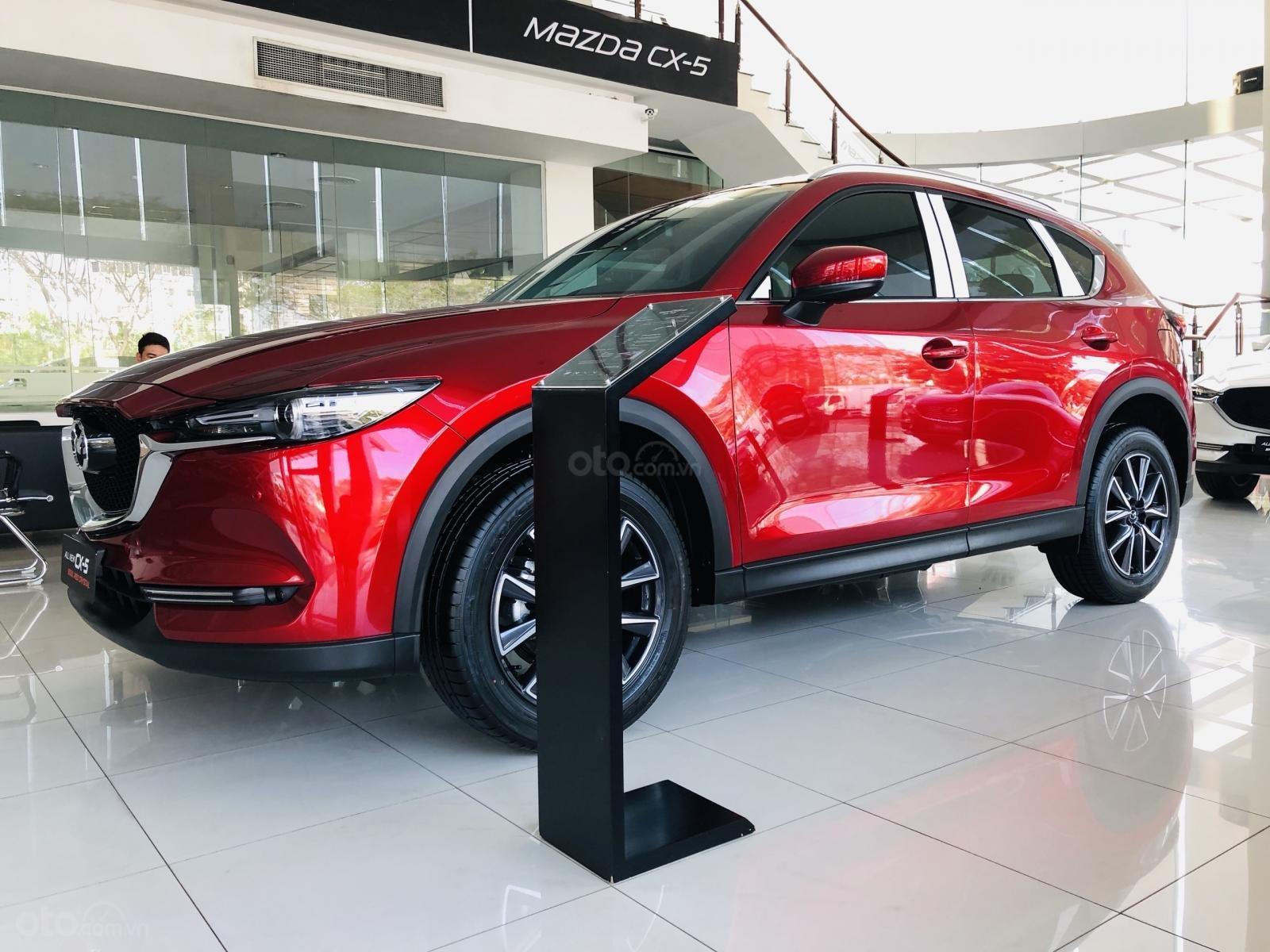 Nhanh tay sở hữu Mazda CX-5 2.5 2WD 2019 - Tặng bảo hiểm vật chất + giảm tiền mặt hấp dẫn (1)