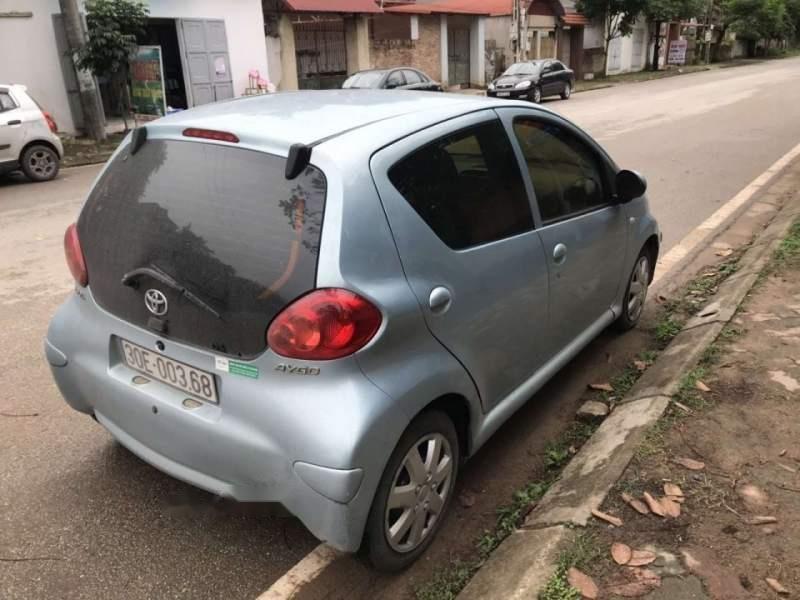 Bán Toyota Aygo đời 2010, nhập khẩu  -3