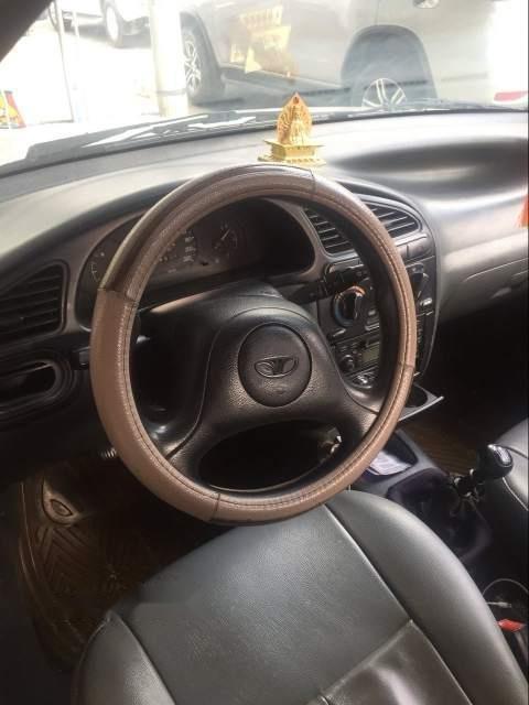 Bán ô tô Daewoo Lanos sản xuất năm 2002, màu trắng, nhập khẩu nguyên chiếc còn mới, 80tr-4