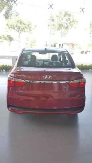 Bán xe Hyundai Grand i10 đời 2019, màu đỏ-2